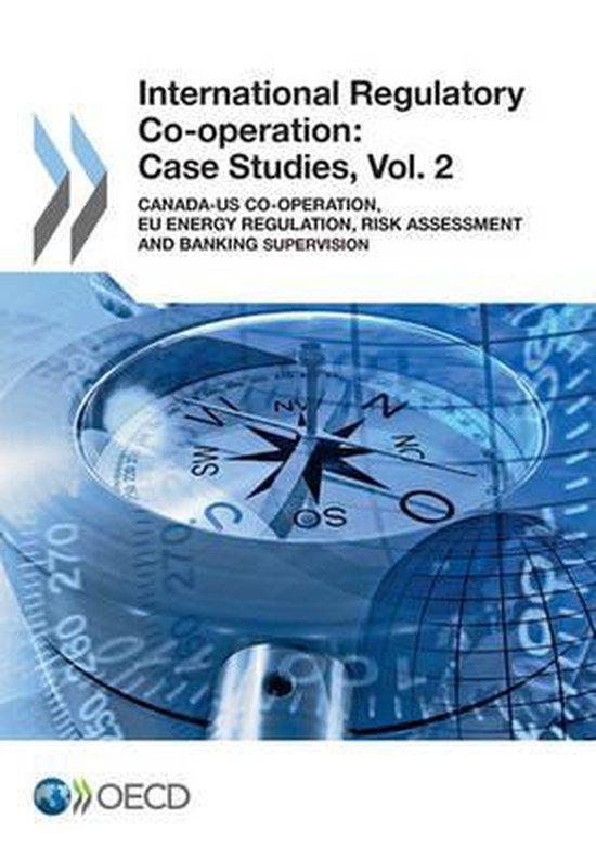 International regulatory co-operation