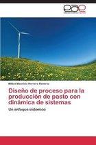 Diseno de Proceso Para La Produccion de Pasto Con Dinamica de Sistemas