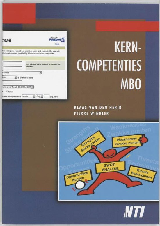 Kerncompetenties mbo - Klaas van den Herik |