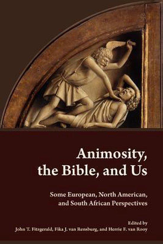 Boek cover Animosity, the Bible, and Us van European Association Of Biblical (Paperback)