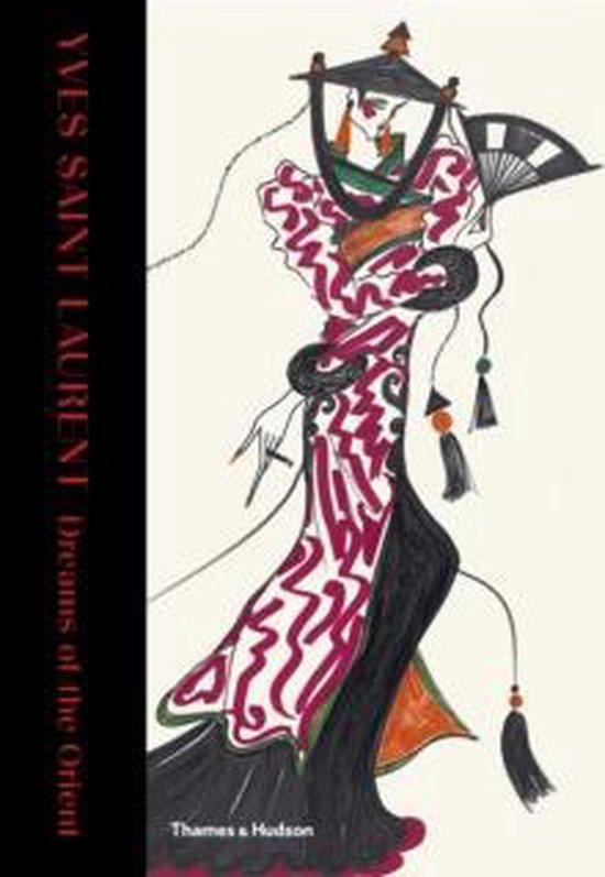 Boek cover Yves Saint Laurent van Aurelie Samuel (Hardcover)