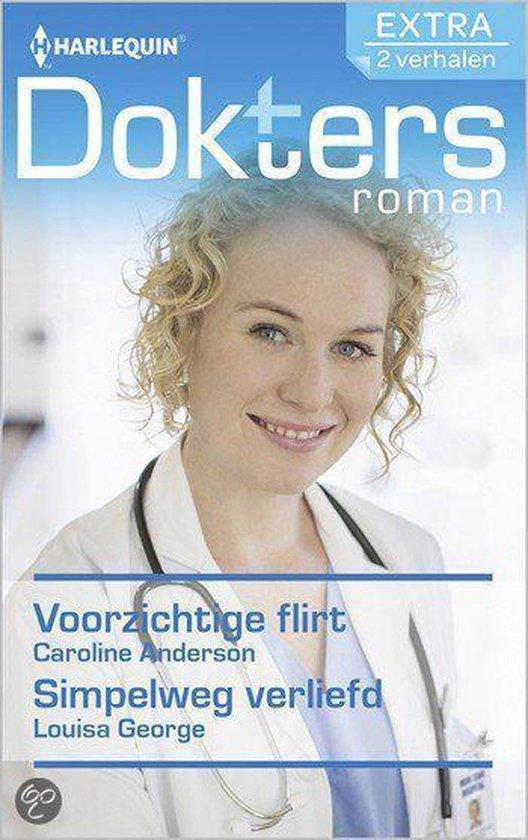 Voorzichtige flirt / Simpelweg verliefd, Doktersroman Extra 69, 2-in-1 - Caroline Anderson  