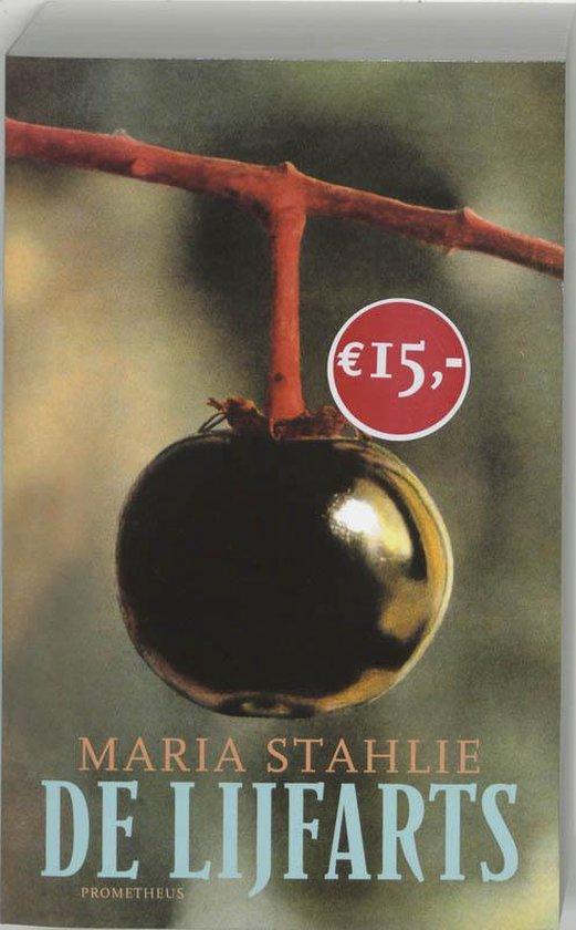 Cover van het boek 'De Lijfarts' van Maria Stahlie