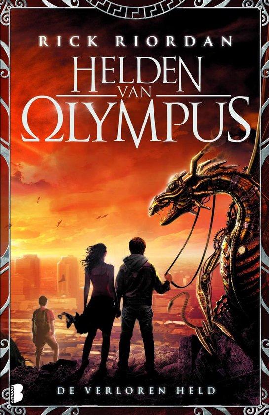 Helden van Olympus 1 - De verloren held