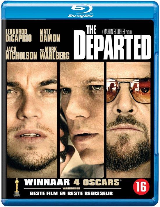 Cover van de film 'Departed'