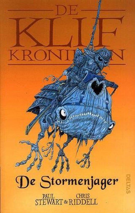 De Klif-kronieken / 2 De Stormenjager - P. Stewart   Readingchampions.org.uk