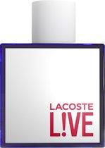 Lacoste Live Men - 100 ml - Eau de toilette