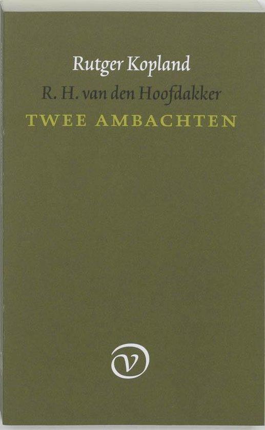 Twee ambachten - Rutger Kopland   Fthsonline.com