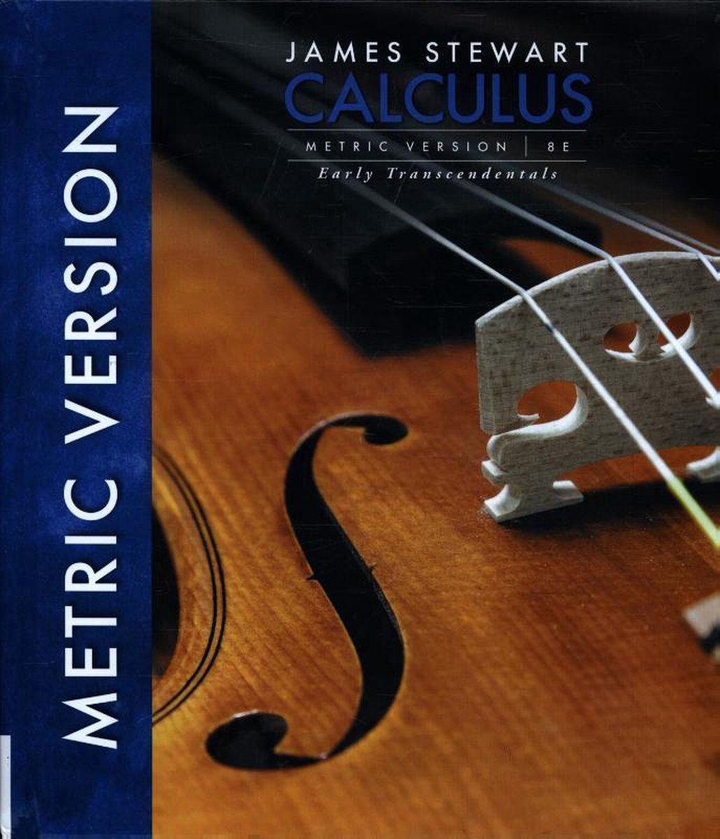 Calculus, Early Transcendentals - James Stewart