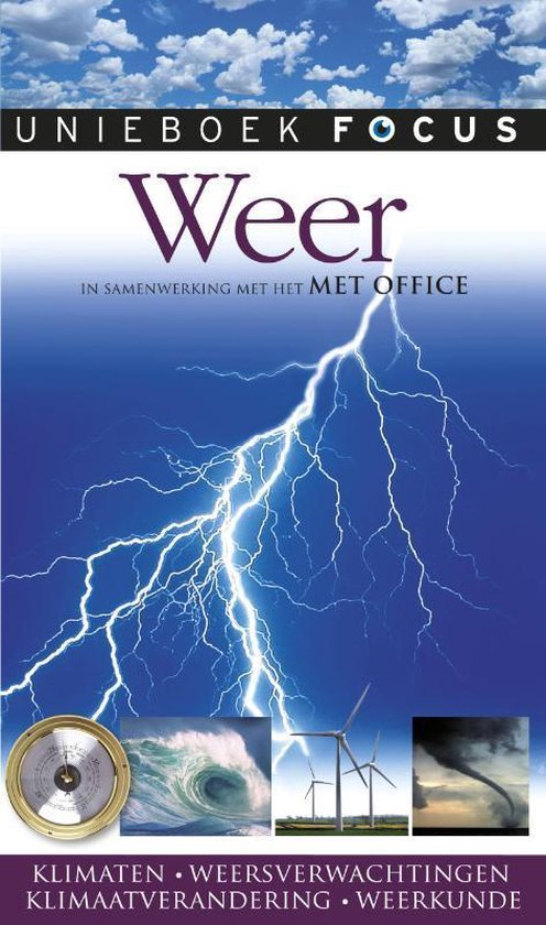 Boek cover Focus / Weer van Ross Reynolds (Hardcover)