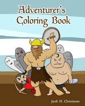 Adventurers Coloring Book
