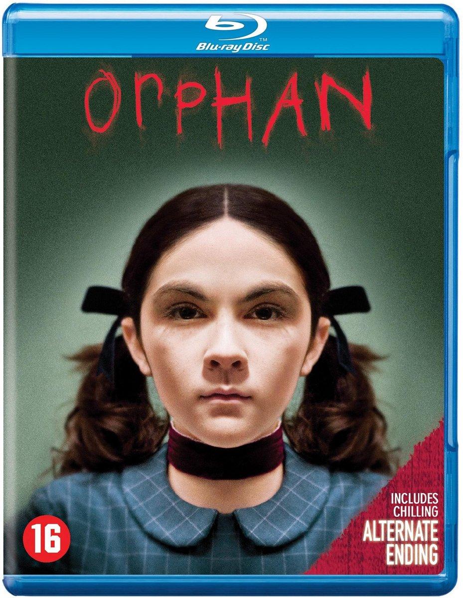 Orphan (Blu-ray) - Movie
