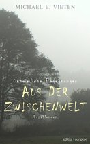 Boek cover Unheimliche Begegnungen - Aus der Zwischenwelt van Michael E. Vieten