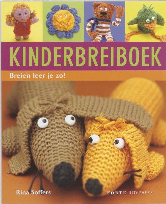 Kinderbreiboek - Soffers  