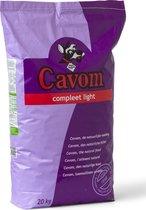 Cavom Compleet Light Hondenvoer - 20 kg