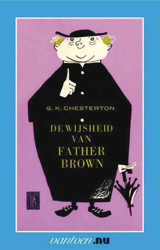 De wijsheid van Father Brown - G.K. Chesterton | Readingchampions.org.uk