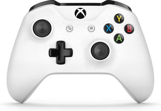 Xbox One Controller - Microsoft Xbox One S - Official licensed Wireless controller - White
