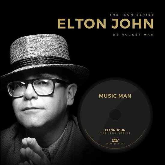 The Icon Series - Elton John - none |