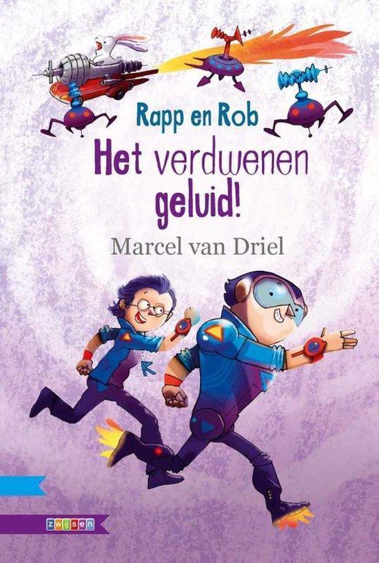 B.O.J. - Het verdwenen geluid - Marcel van Driel |