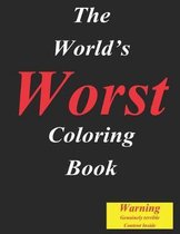 The World's Worst Coloring Book