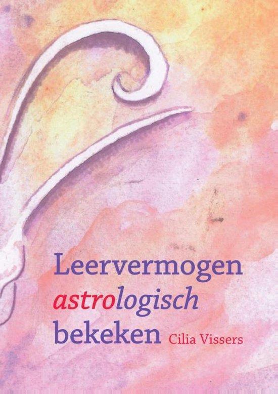 Leervermogen astrologisch bekeken - Cilia Vissers |