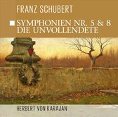 Symphonien Nr. 5 &  Nr. 8 - Di