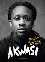Boek cover Laten we het er maar niet over hebben van Akwasi (Paperback)