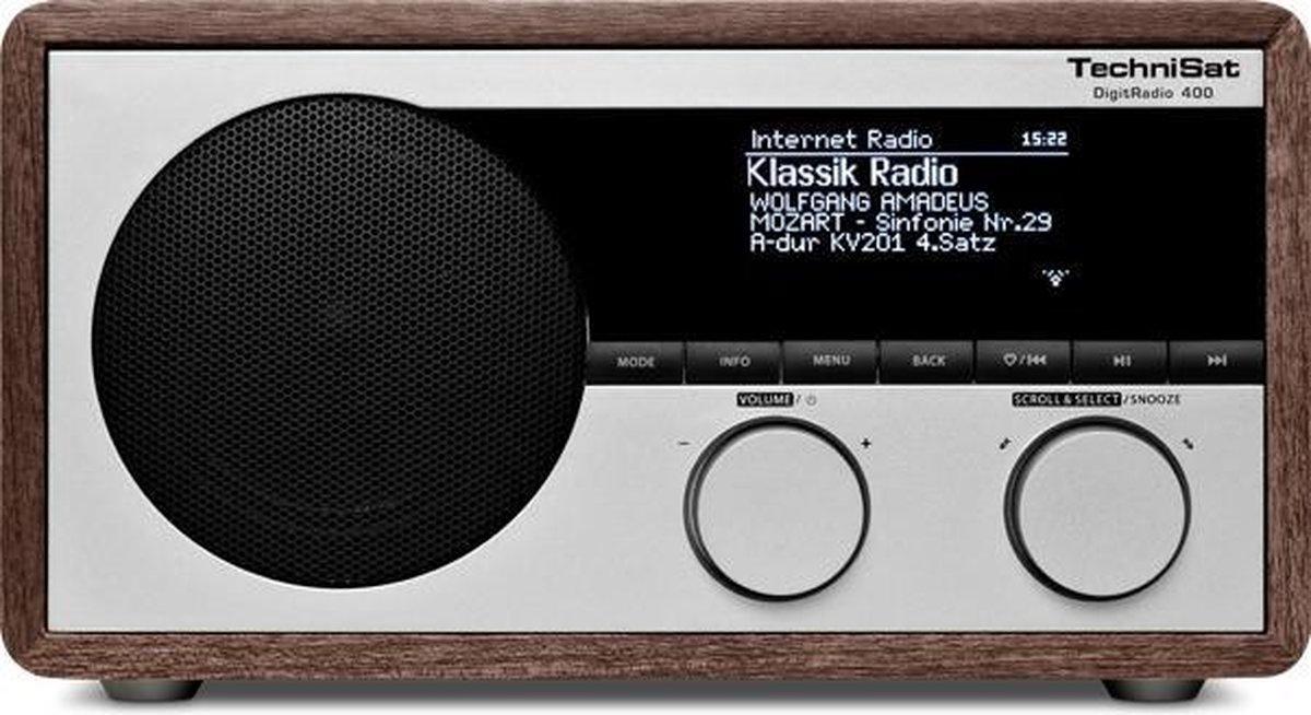 DigitRadio 400, wood