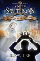 Boek cover Andy Smithson van L. R. W. Lee