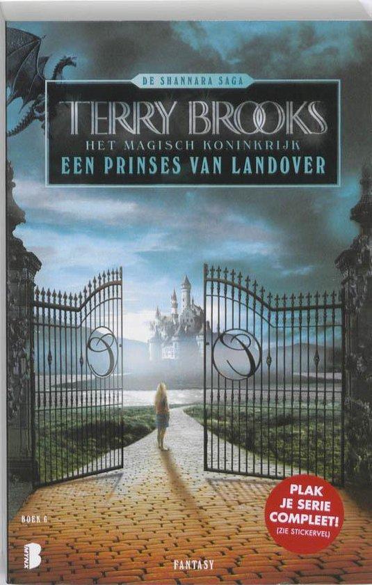 De Shannara saga 6 - Een prinses van Landover - Terry Brooks pdf epub