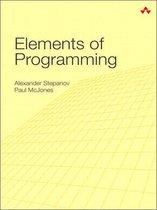 Elements of Programming