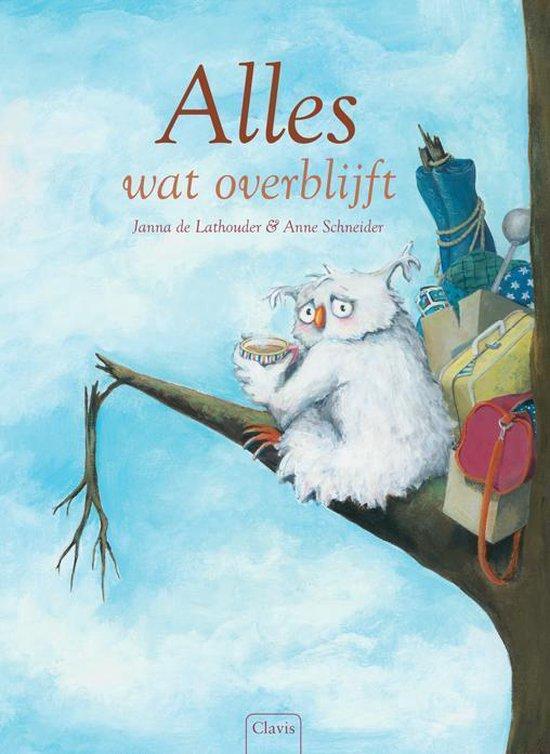 Alles wat overblijft - Janna de Lathouder | Readingchampions.org.uk