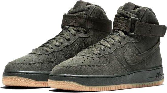 Nike Air Force 1 High '07 LV8 Suede Sneakers Junior Sneakers Maat 40 Mannen groen