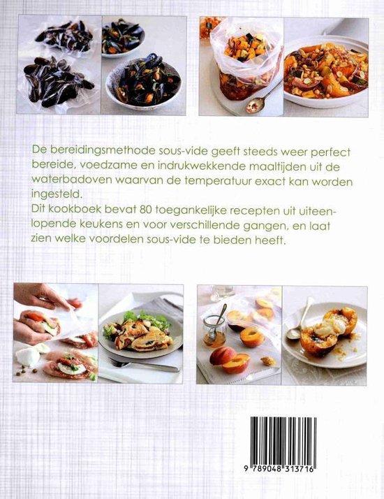 Het sous-vide kookboek - Jo Mcauley