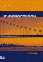 Omslag Brugboek bedrijfseconomie Opgaven