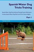 Spanish Water Dog Tricks Training Spanish Water Dog Tricks & Games Training Tracker & Workbook. Includes