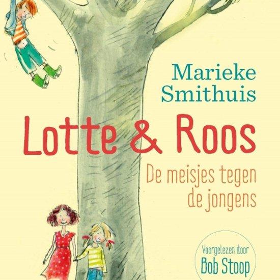 Afbeelding van Lotte en Roos 1 - Lotte & Roos. De meisjes tegen de jongens