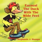 Earnest the Duck with the Wide Feet