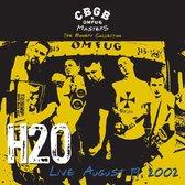 Cbgb Omfug Master: Liveaugust 19, 2002