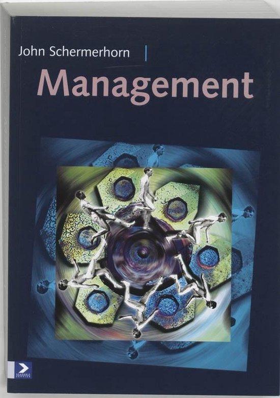 Management 7e editie - J.R. Schermerhorn  