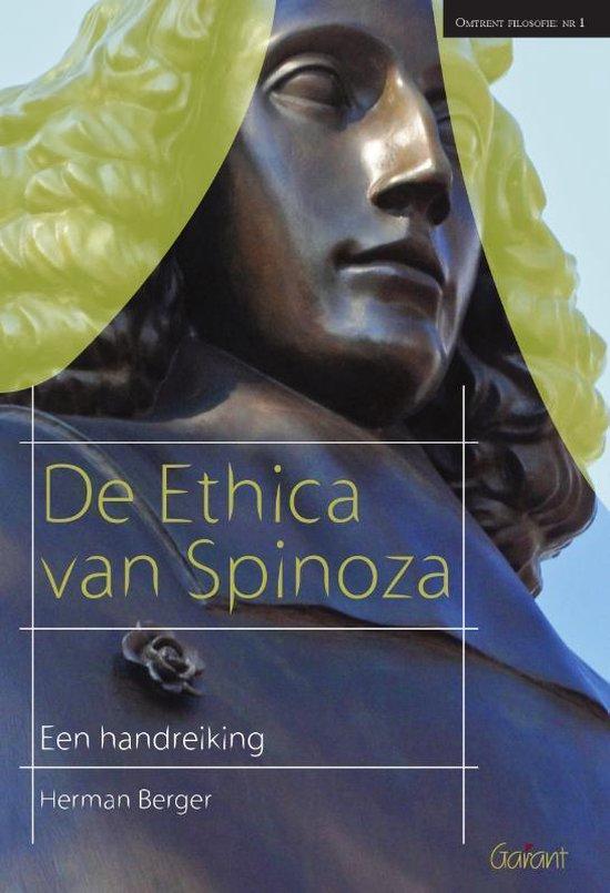 De ethica van Spinoza - Herman Berger |