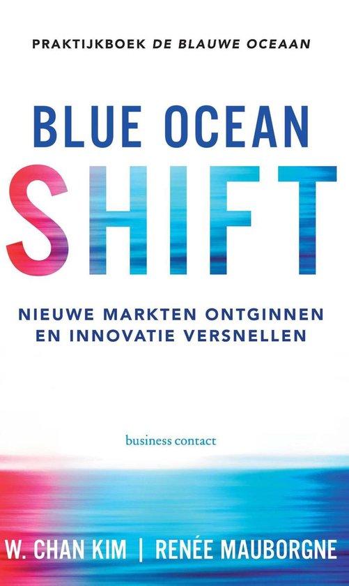 Blue Ocean Shift - W. Chan Kim | Readingchampions.org.uk