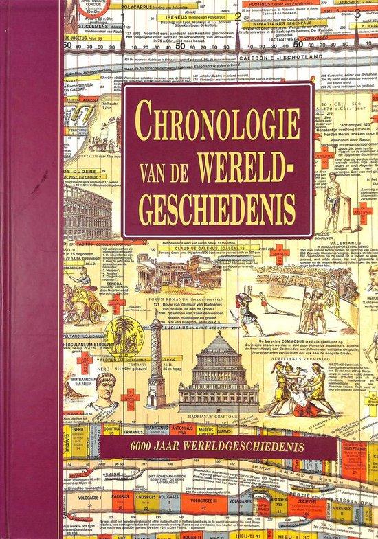 Chronologie van de wereldgeschiedenis - Auteur Onbekend  