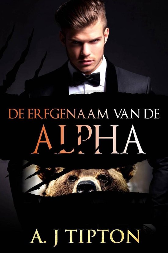 De Erfgenaam van de Alpha - Aj Tipton |