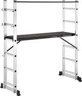 Multifunctionele kamersteiger- / ladder rolsteiger