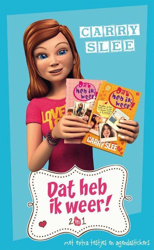Dat Heb Ik Weer! 2 In 1 - Carry Slee | Readingchampions.org.uk