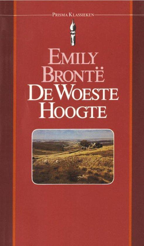 De woeste hoogte - Emily Bronte  