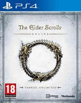 The Elder Scrolls Online, Tamriel Unlimited  PS4