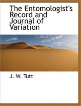 The Entomologist's Record and Journal of Variation