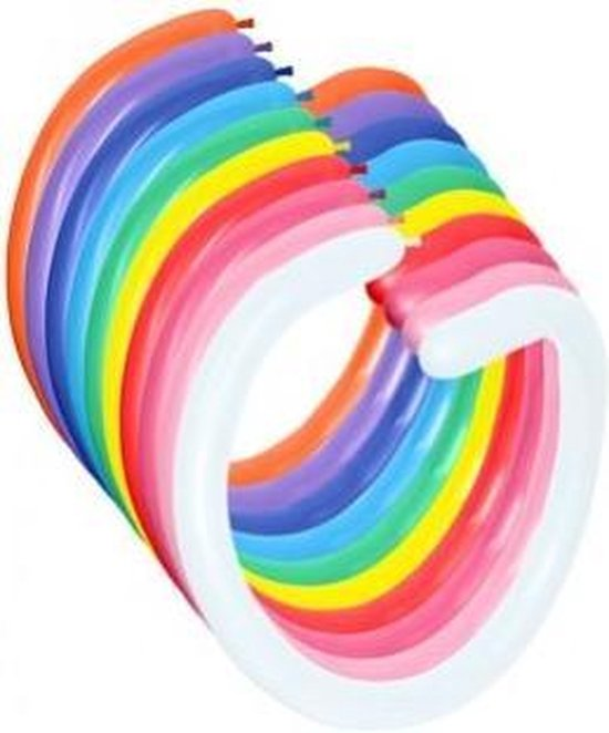 Modeleer ballonnen: 160S Assorted Colors
